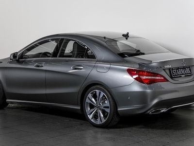 second-hand Mercedes CLA200 Coupé 7G-DCT