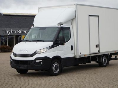brugt Iveco Daily 35S18 4100mm 3,0 D 180HK Ladv./Chas. 8g Aut.