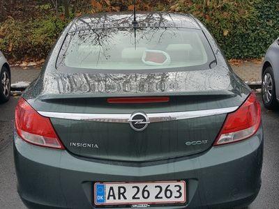 brugt Opel Insignia 2.0 131 HK Eco
