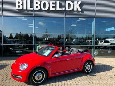 begagnad VW Beetle The1,4 TSi 150 Life Cabriolet DSG