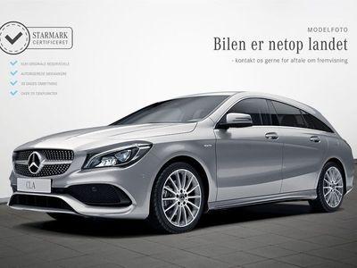 brugt Mercedes CLA200 1,6 Final Edition SB