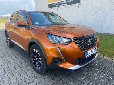 brugt Peugeot 2008 1,5 BlueHDi Edition 210+ 100HK 5d 6g 30,6km/l