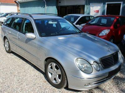 brugt Mercedes E320 2 CDi Avantgarde stc. aut.