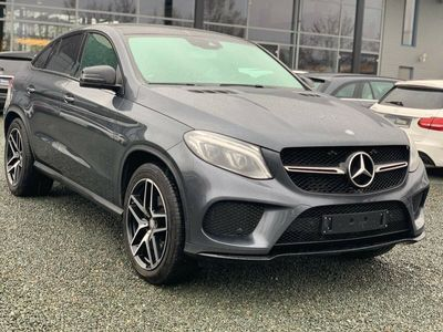 brugt Mercedes GLE350 d - 258 hk 4MATIC G-TRONIC