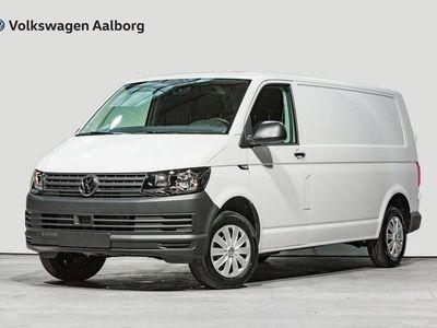 second-hand VW Transporter 2,0 TDi 150 Kassevogn lang