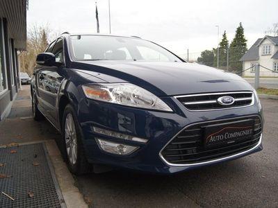 brugt Ford Mondeo 2,0 TDCi 140 Titanium st.car