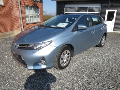 brugt Toyota Auris 1,3 VVT-I T2+ 99HK 5d 6g