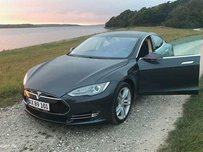 brugt Tesla Model S 85 el EL 367HK 5d Aut.