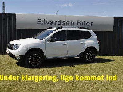 brugt Dacia Duster 1,2 Tce Black Shadow 125HK 5d 6g