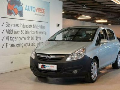 brugt Opel Corsa 1,3 CDTI DPF Enjoy 75HK 3d