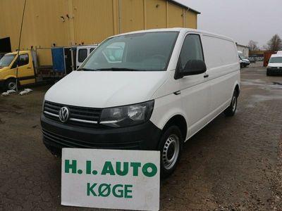 brugt VW Transporter 2,0 TDi 102 Kassevogn lang