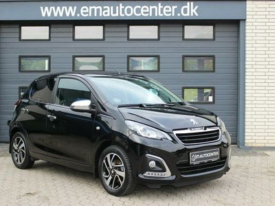usata Peugeot 108 1,0 e-VTi 69 Desire TOP!