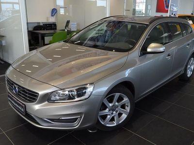 brugt Volvo V60 2,0 D4 Momentum 163HK Stc 6g Aut.