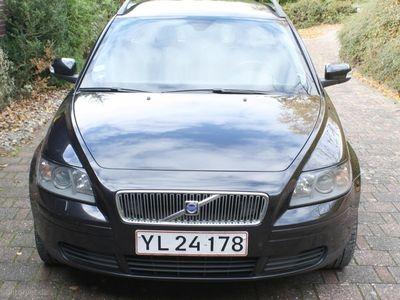 brugt Volvo V50 1,8 Kinetic 125HK Stc