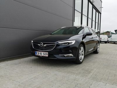 gebraucht Opel Insignia Sports Tourer 1,6 Turbo Dynamic Start/Stop 200HK Stc 6g