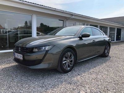 gebraucht Peugeot 508 1,5 BlueHDi Allure Pack Start/Stop 130HK 6g