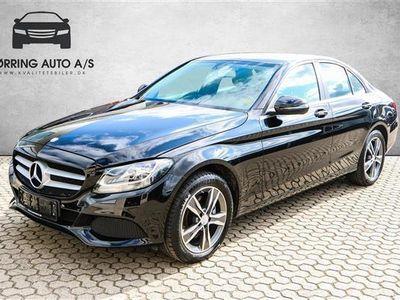 käytetty Mercedes C200 2,0 184HK - Personbil