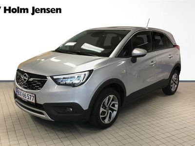 used Opel Crossland X 1,2 Turbo INNOVATION Start/Stop 110HK 5d 6g Aut.