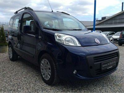 begagnad Fiat Qubo 1,3 MJT 95 Trekking Van
