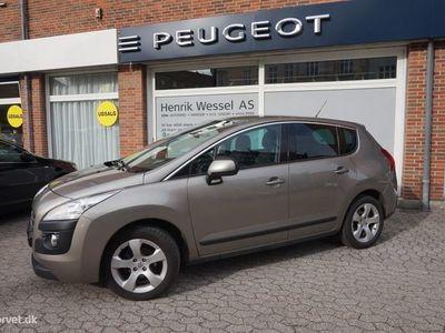 brugt Peugeot 3008 1,6 VTi Active 120HK