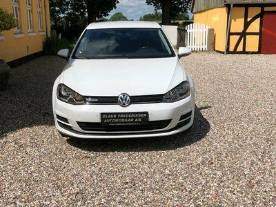 gebraucht VW Golf VII 1,6 TDi 110 BlueMotion