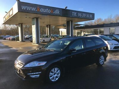 brugt Ford Mondeo 1,6 TDCi DPF Trend Econetic 115HK Stc 6g