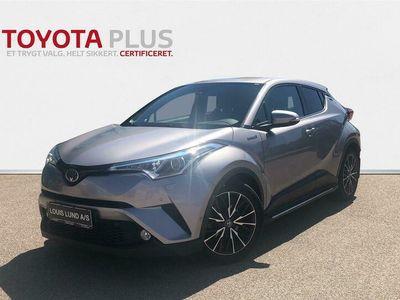brugt Toyota C-HR 1,8 Hybrid C-HIC Multidrive S 122HK 5d Aut. A++
