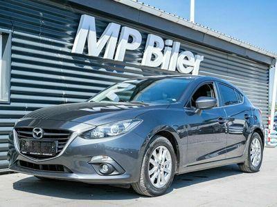 brugt Mazda 3 2,0 SkyActiv-G 120 Vision aut.