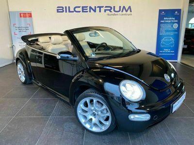 brugt VW Beetle NewHighline Cabriolet - Silkeborg Bilcentrum