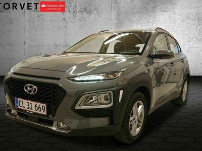 brugt Hyundai Kona 1,6 CRDi 136 Premium Edition DCT
