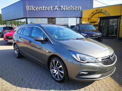 brugt Opel Astra Sports Tourer 1,4 Turbo ECOTEC Enjoy 150HK Stc 6g Aut.