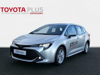 brugt Toyota Corolla Touring Sports 1,2 T3 Smartpakke start/stop 116HK Stc 6g