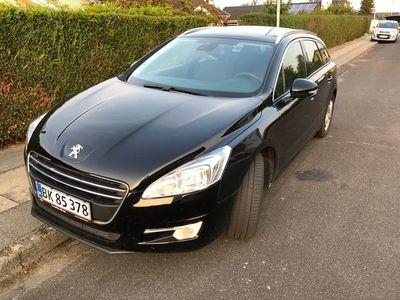 brugt Peugeot 508 2,0 HDi SW