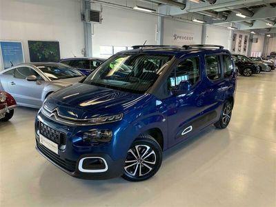 brugt Citroën Berlingo 1,5 Blue HDi D Iconic EAT8 start/stop 130HK 8g Aut.