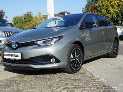 brugt Toyota Auris 1,8 B/EL Selected Bitone 136HK 5d Aut.