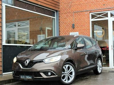 brugt Renault Grand Scénic 1,5 Energy DCI Zen EDC 110HK 7g Aut. A+