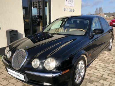 brugt Jaguar S-Type 3,0 E V6