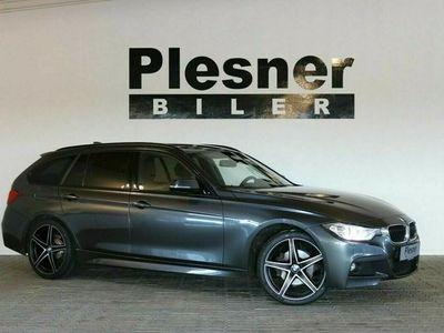 brugt BMW 320 d 2,0 Touring M-Sport xDrive aut.