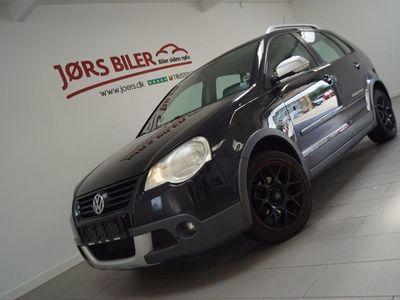 brugt VW Polo Cross 1,4 16V 75
