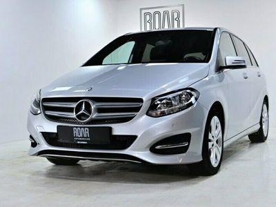 brugt Mercedes B200 d 2,2 Urban aut. 5d