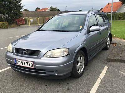 brugt Opel Astra 4 16 V