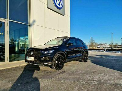 brugt VW T-Roc 2,0 TSi 190 Sport DSG 4M