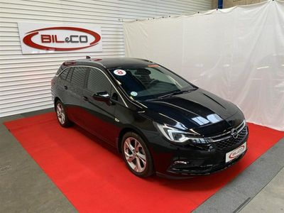 brugt Opel Astra 4 Turbo ECOTEC DI Dynamic Start/Stop 150HK 5d 6g Aut.