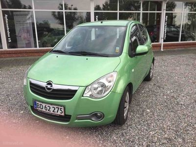 used Opel Agila 1,2 16V Enjoy 85HK 5d