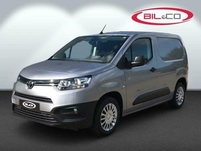 brugt Toyota Proace City Medium 1,2 Comfort Smart Active Vision 110HK Van 6g