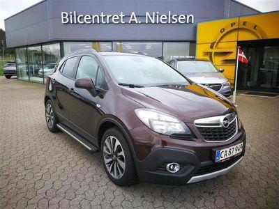 brugt Opel Mokka 1,7 CDTI Enjoy 130HK 5d 6g