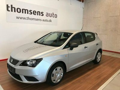 brugt Seat Ibiza 1,2 TDi 75 Reference eco