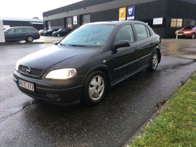 brugt Opel Astra 0 16V CDX