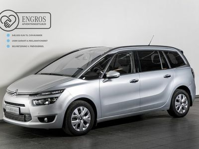 brugt Citroën Grand C4 Picasso 1,6 BlueHDi 120 Intensive EAT6