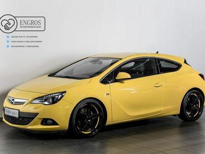 brugt Opel Astra GTC Astra 1,6 T 180 Sport
